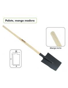 PALOTE 255x158 mm CON MANGO...