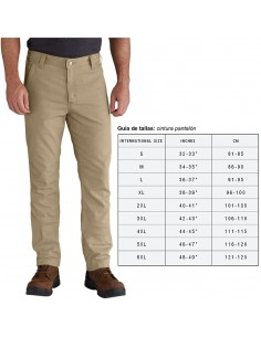 Pantalon Rigby Straight...