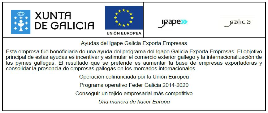 Galicia Exporta - Establecimientosrey.es
